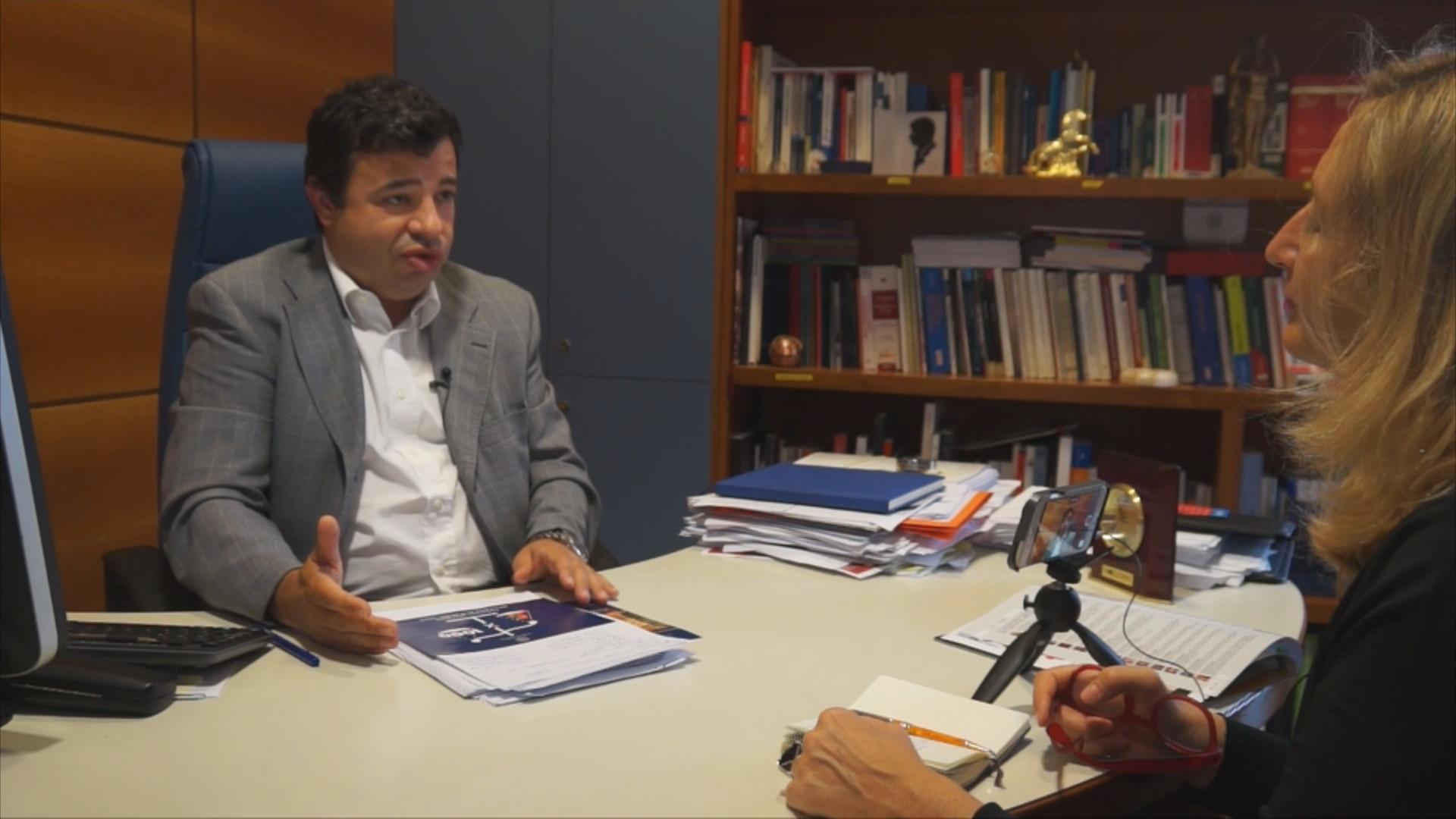 Dentro i Tribunali. Carmelo Ferraro, dirigente dell' Ordine degli Avvocati di Milano