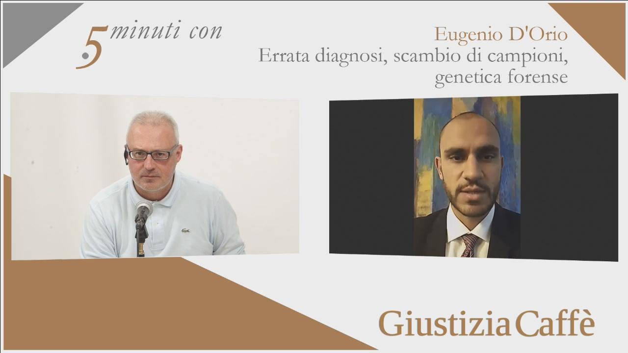 Errata diagnosi, scambio di campioni e genetica forense.