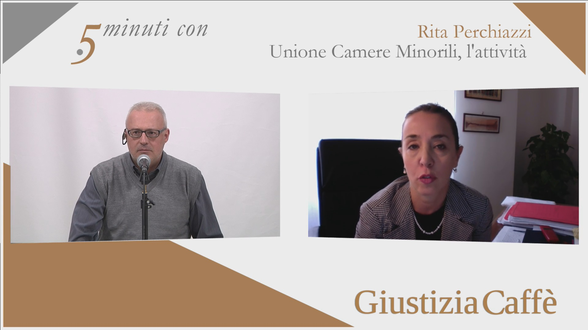 5 minuti con….Rita Perchiazzi, Presidente Unione Camere Minorili