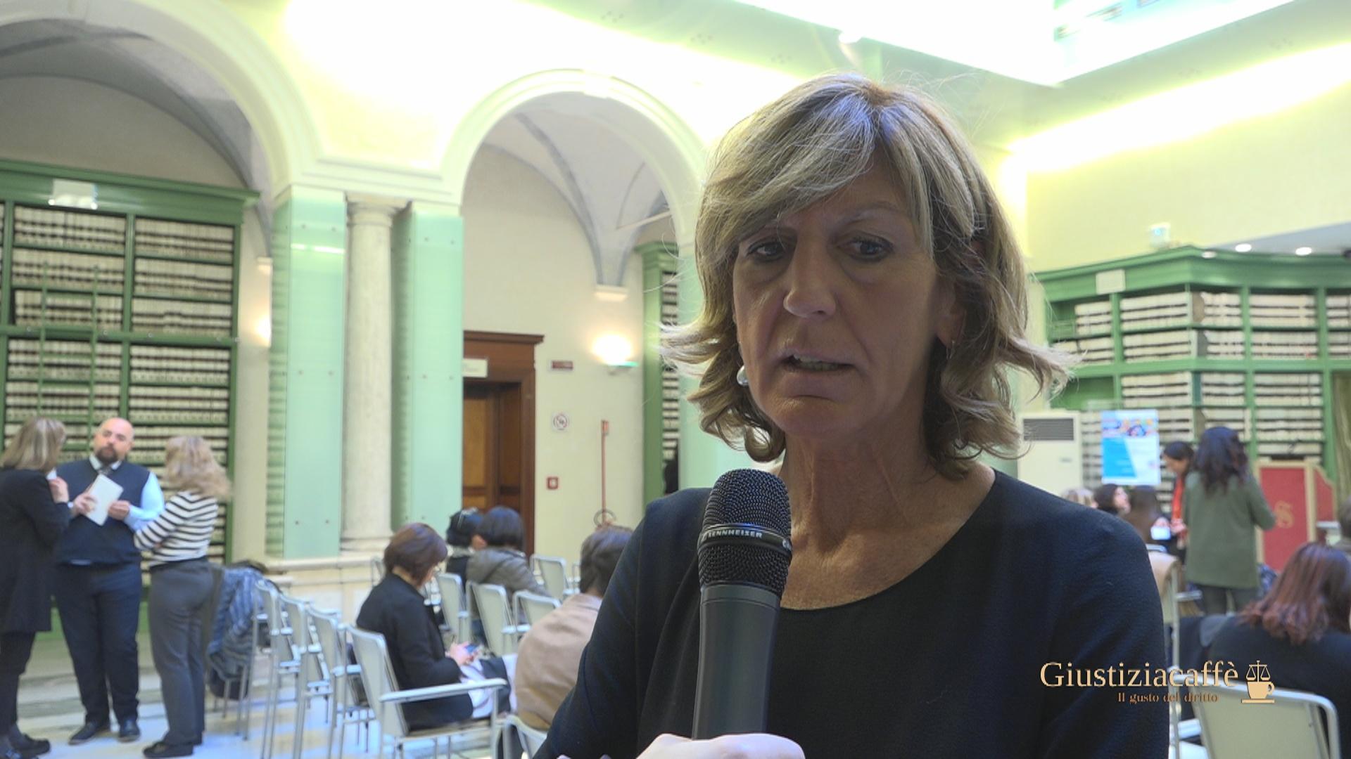 """Laura Iannotta, Presidente Unioni Camere Civili, """"social network e minori è un rapporto delicato, con i minori che devono imparare ad utilizzare questa risorsa"""""""