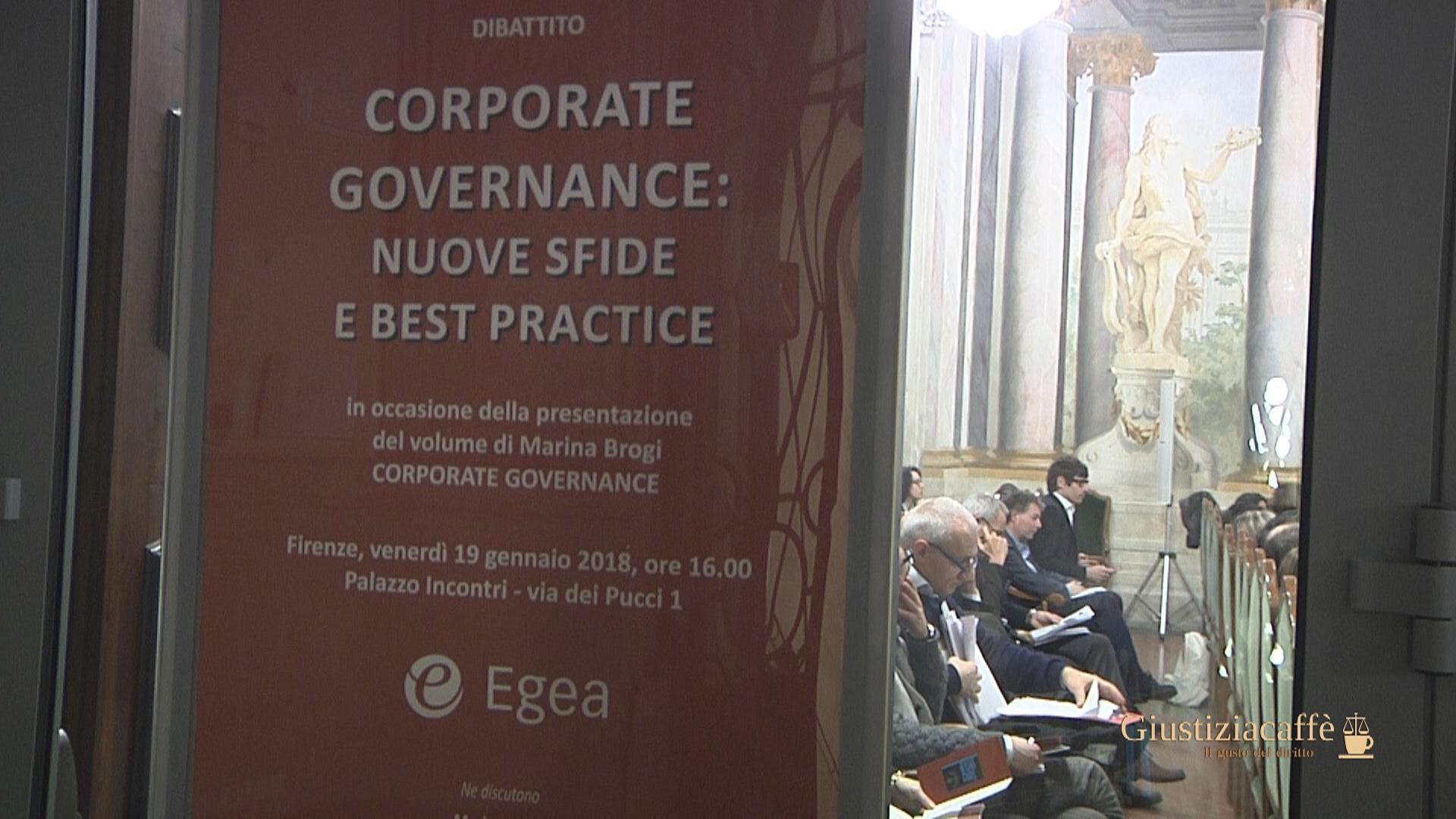 Corporate Governance, nuove sfide e buone pratiche