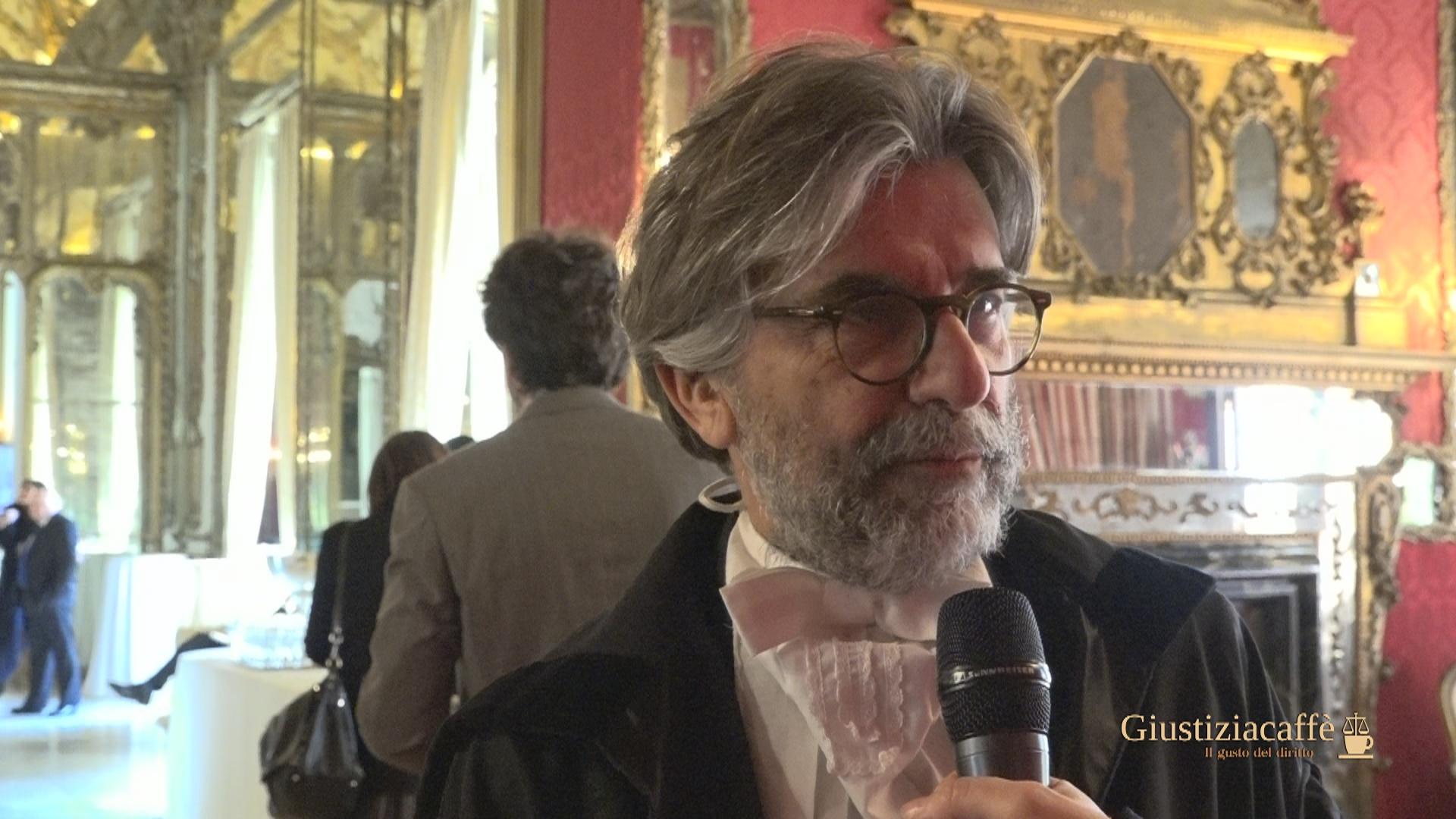 """INAUGURAZIONE ANNO GIUDIZIARIO CNF ALDO BOTTINI, PRES. AGI: """"RIBADITA lA CENTRALITA' DELL'AVVOCATURA NELLA GIURISDIZIONE"""""""