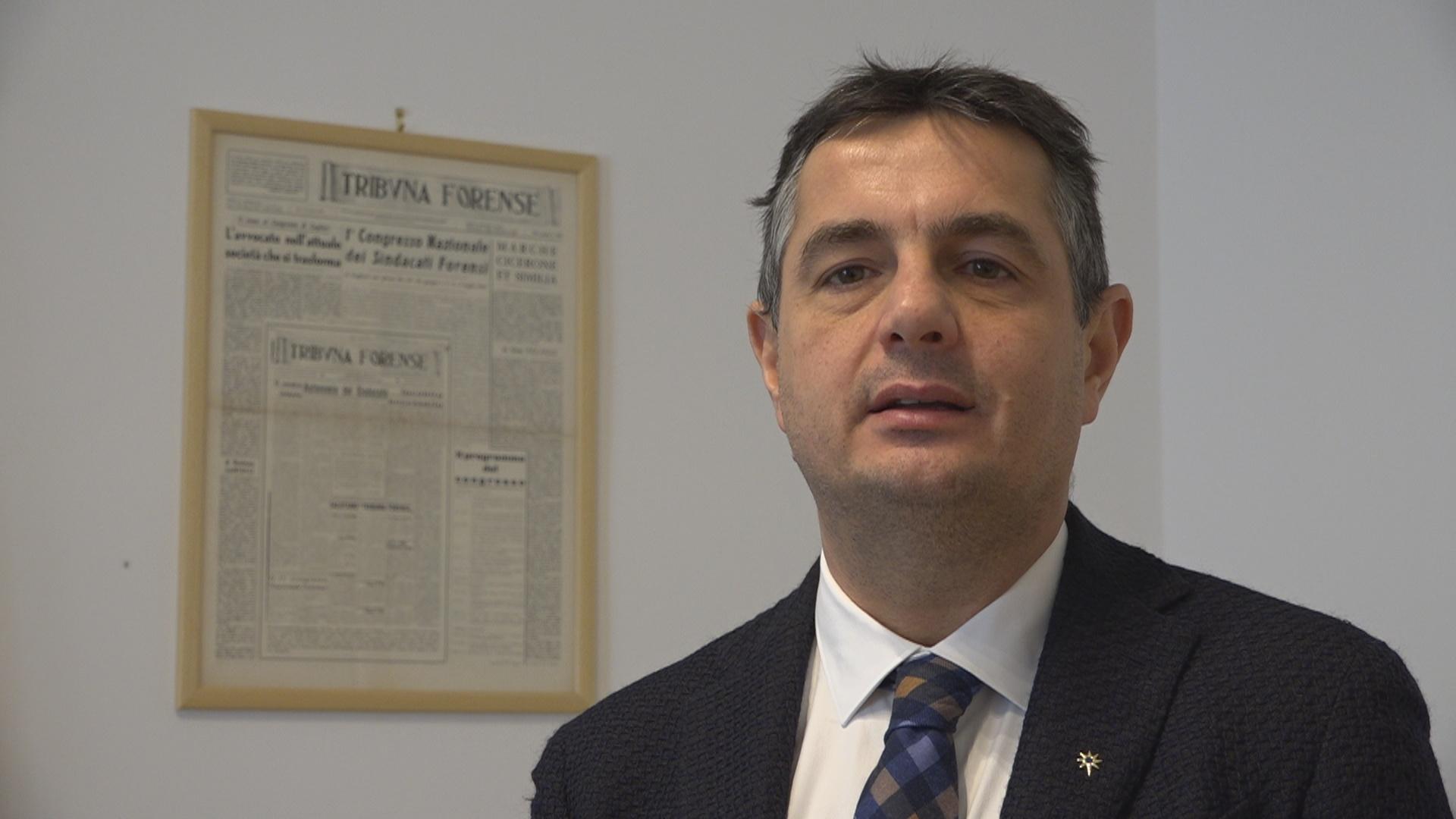 """Inaugurazione anno giudizario Cnf, Luigi Pansini, Segretario Anf: """"L'avvocatura deve evitare di parlarsi addosso, di essere autoreferenziale"""""""