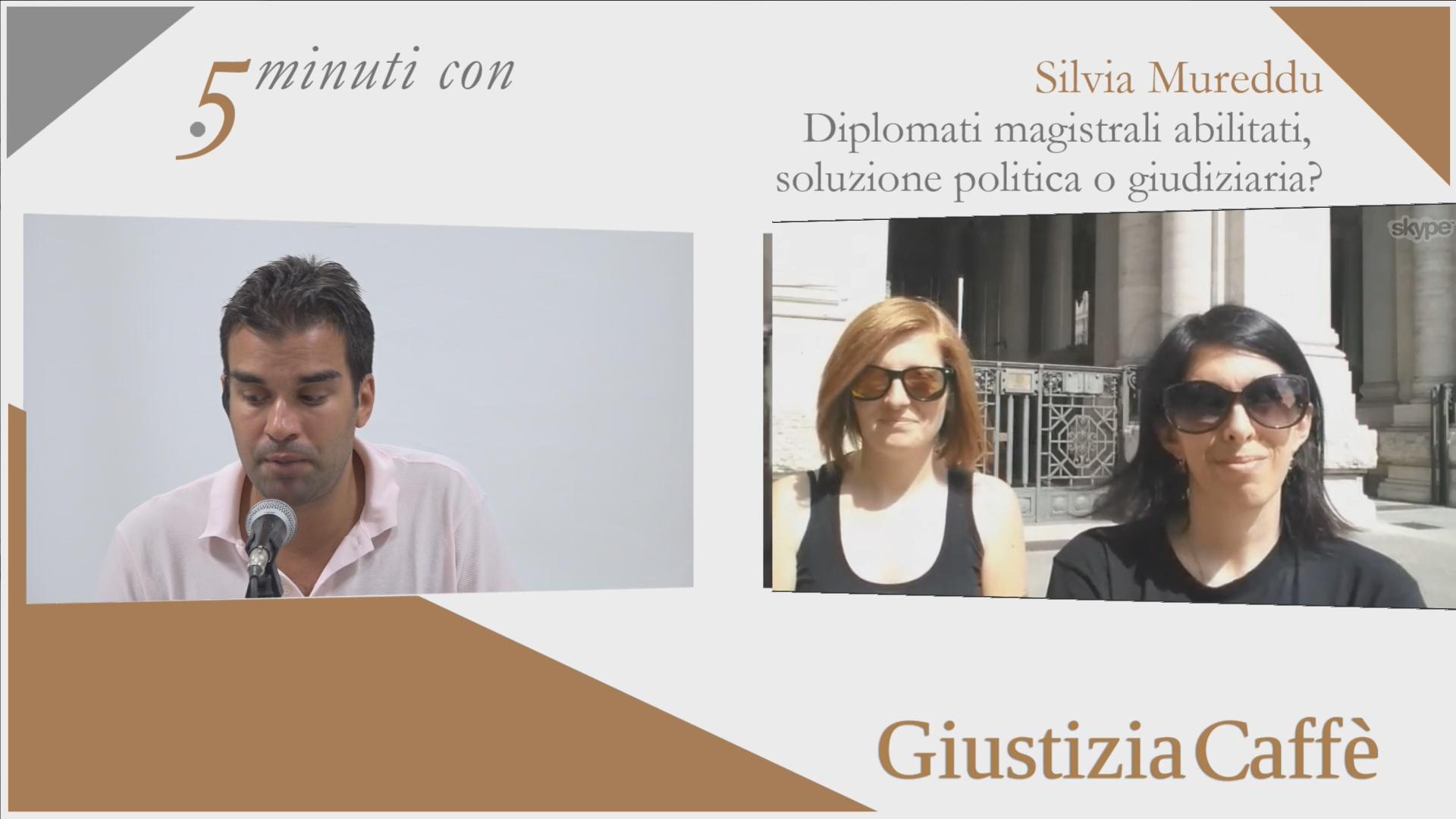 5 minuti con… Silvia Mureddu