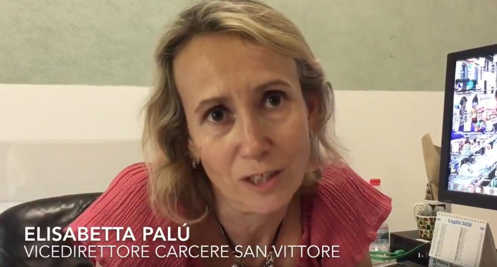"""""""Il carcere custodiale non abbassa la recidiva"""": Elisabetta Palù, vicedirettrice carcere San Vittore"""