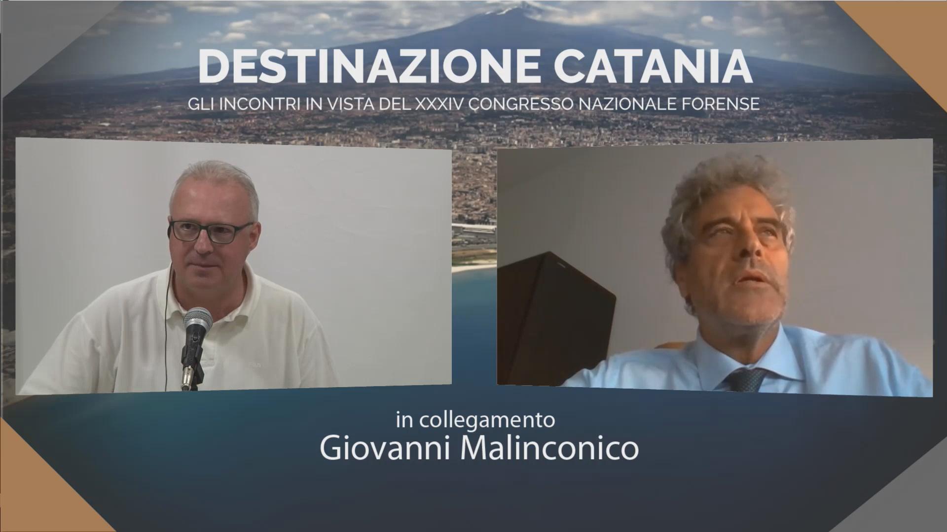 Come l'Avvocatura arriva al Congresso di Catania?