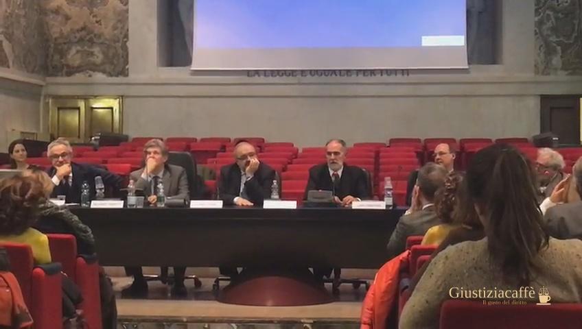 La rappresentazione del Processo Eichmann alla Camera Penale di Milano