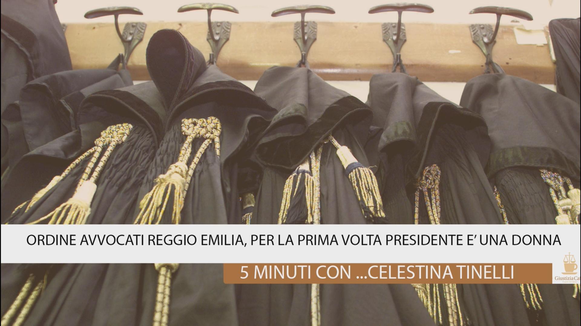 Ordine Avvocati Reggio Emila, per la prima volta presidente è una donna