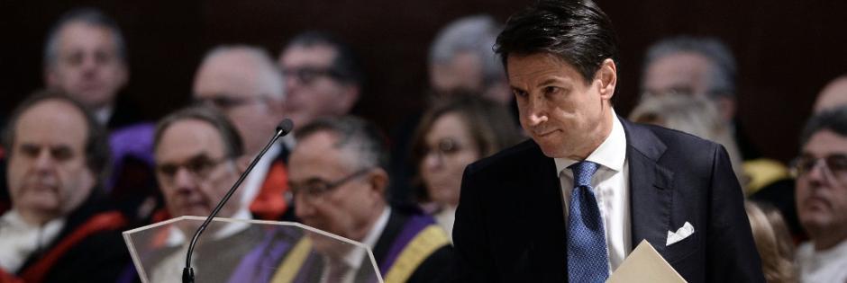 L'avvocato Conte (e i suoi ministri) all'esame di garantismo