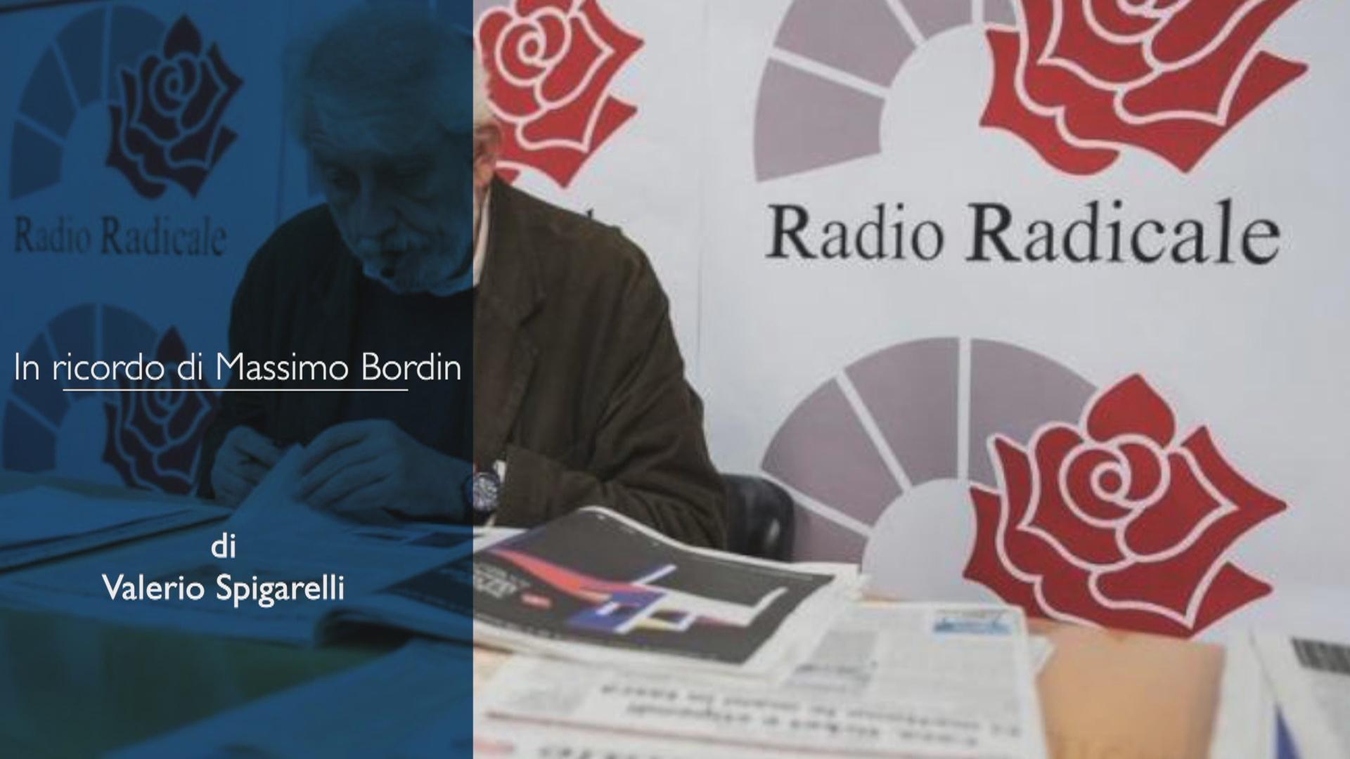 Valerio Spigarelli ricorda Massimo Bordin
