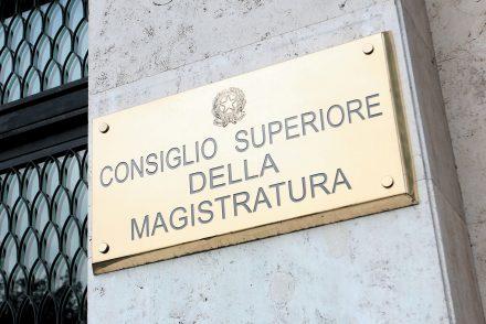 Il Csm pronto a secretare i procedimenti disciplinari contro i magistrati