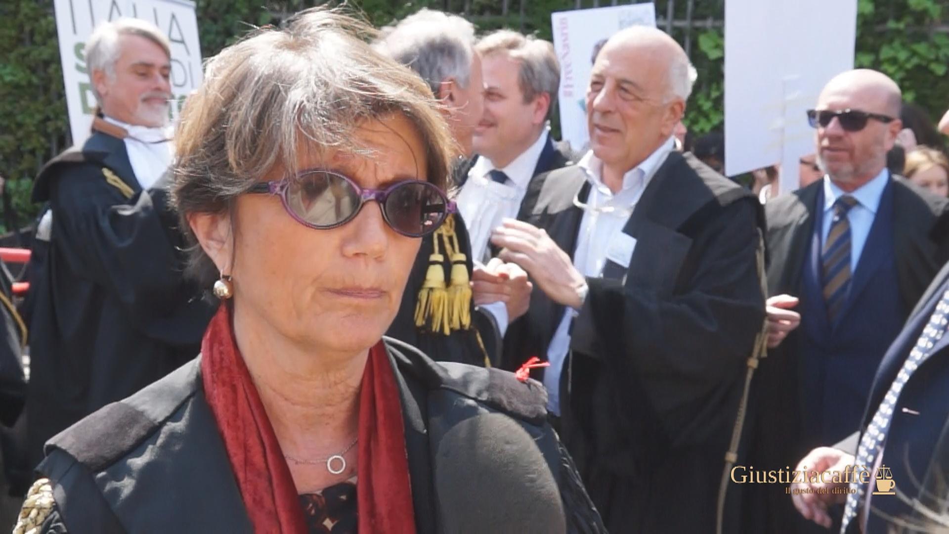 Gli avvocati milanesi si mobilitano per Nasrin Sotoudeh
