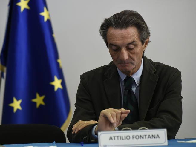 Tangenti in Lombardia, pronto l'invito a comparire per Fontana: «Parlerò con i pm».