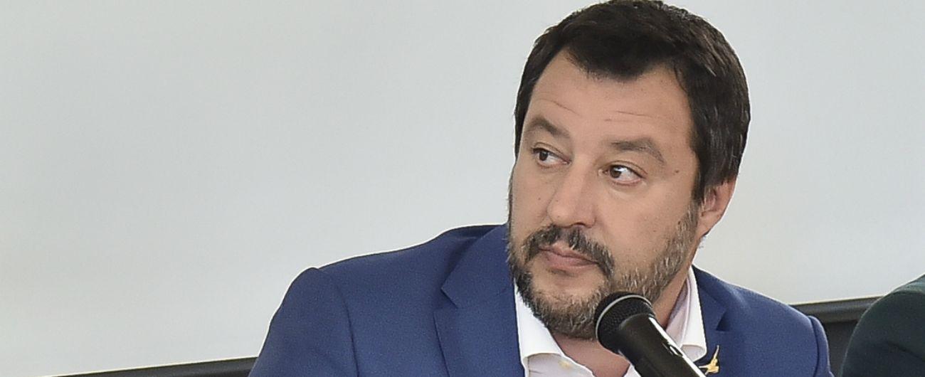 """Migranti, l'Anm contro Salvini: """"Le sue dichiarazioni delegittimano la magistratura"""""""