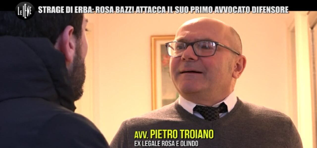 """""""Giovani Avvocati"""" contro Le Iene/ """"Scorretti"""", c'è anche ex legale di Rosa e Olindo"""