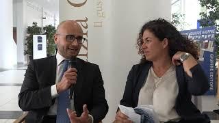 1°Festival della Giustizia Penale. Valentina Alberta e Gaetano Carlizzi