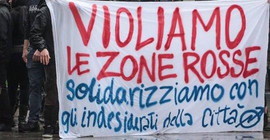 """""""Zone Rosse"""", il Tar annulla il provvedimento della prefettura di Firenze"""