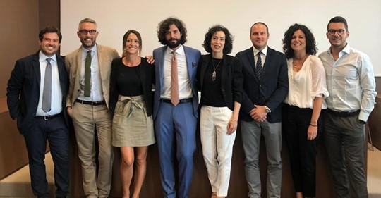 Associazione Italiana Giovani Avvocati: rinnovato il consiglio direttivo della sezione padovana