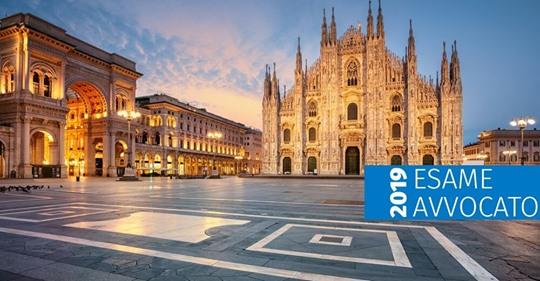 Esame avvocato a Milano: sono 1360 gli ammessi all'orale Elaborati corretti dalla Corte di Appello di Napoli
