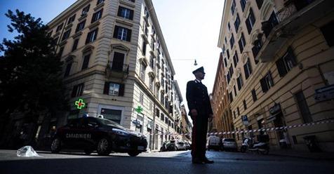 Carabiniere ucciso in centro a Roma, è un quartiere di avvocati Nell'area la Cassazione, è frequentata anche per la movida