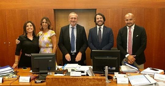 Si dimettono i vertici dell'ordine degli avvocati, Immordino nuovo presidente.