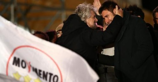 Rousseau, sulla piattaforma è il giorno del voto. I timori dei vertici. Di Battista: «Non dico nulla»
