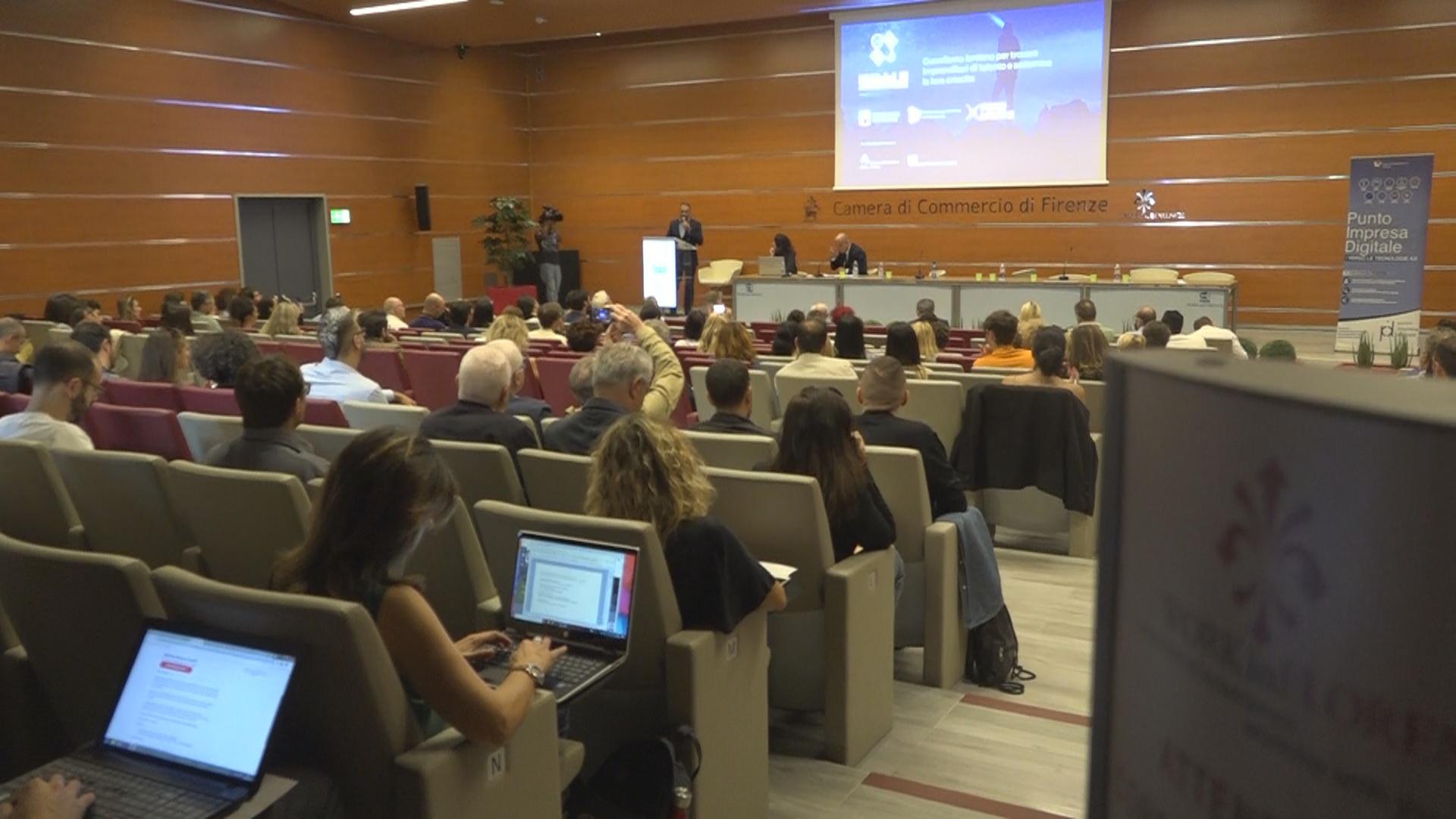 """""""Firenze per la tua idea innovativa"""", seminario con 150 imprenditori e professionisti"""