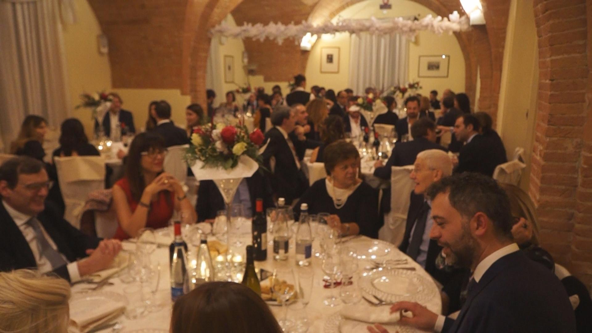 Cena di gala dell'Associazione degli Avvocati di Empoli e della Valdelsa
