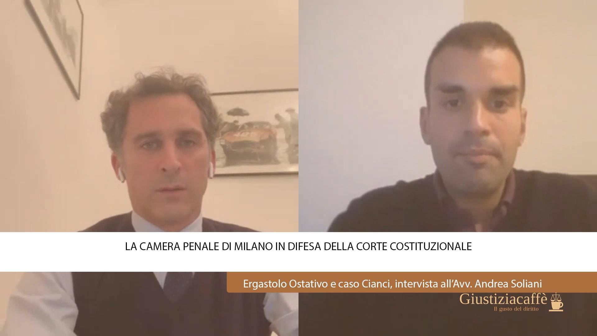 La Camera Penale di Milano in difesa della Corte Costituzionale