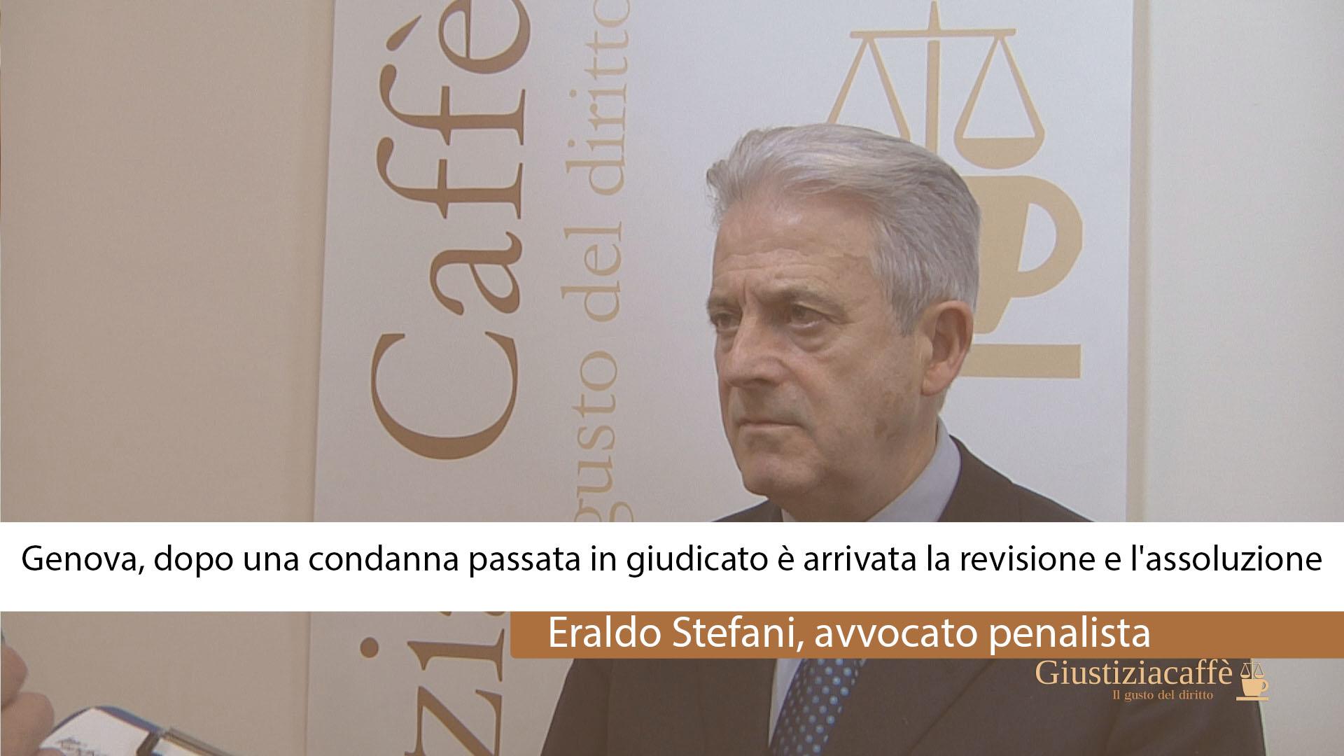 Genova, dopo una condanna passata in giudicato da 5 anni è arrivata la revisione e l'assoluzione