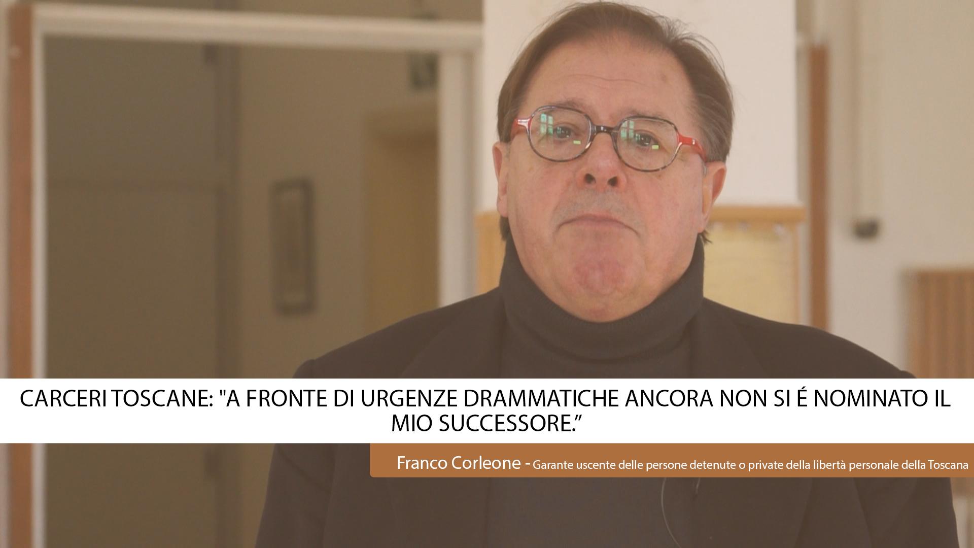 """FRANCO CORLEONE: """"A QUANDO LA NOMINA DEL MIO SUCCESSORE?"""""""