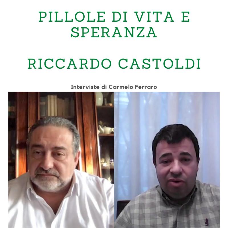 Emergenza sanitaria: la situazione degli anziani nelle case di cura. Riccardo Castoldi geriatra, pres. onorario della Croce Bianca Milano