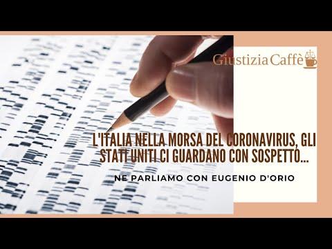 L'Italia nella morsa del coronavirus, gli Stati Uniti ci guardano con sospetto