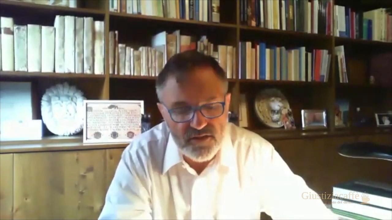 """""""Un fatto di enorme gravità"""" denuncia Renzo Fogliata, Presidente della Camera penale veneziana."""