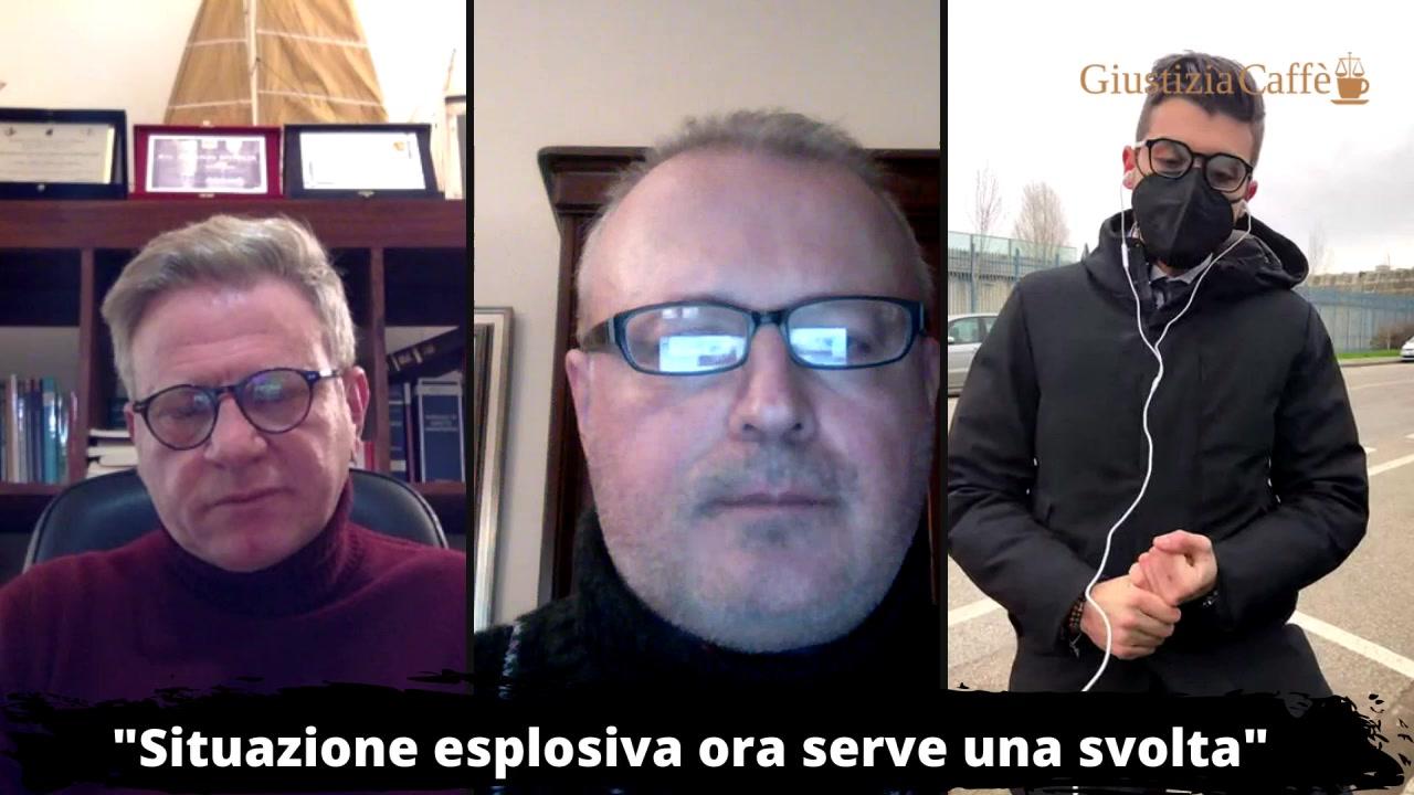 """Dal carcere di Sollicciano. Torture in cella. I garanti dei detenuti in Toscana """"Situazione esplosiva ora serve una svolta"""""""