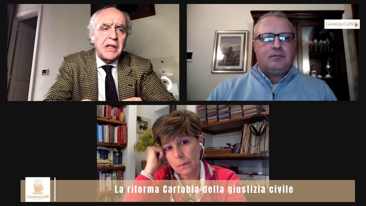 La riforma Cartabia della giustizia civile