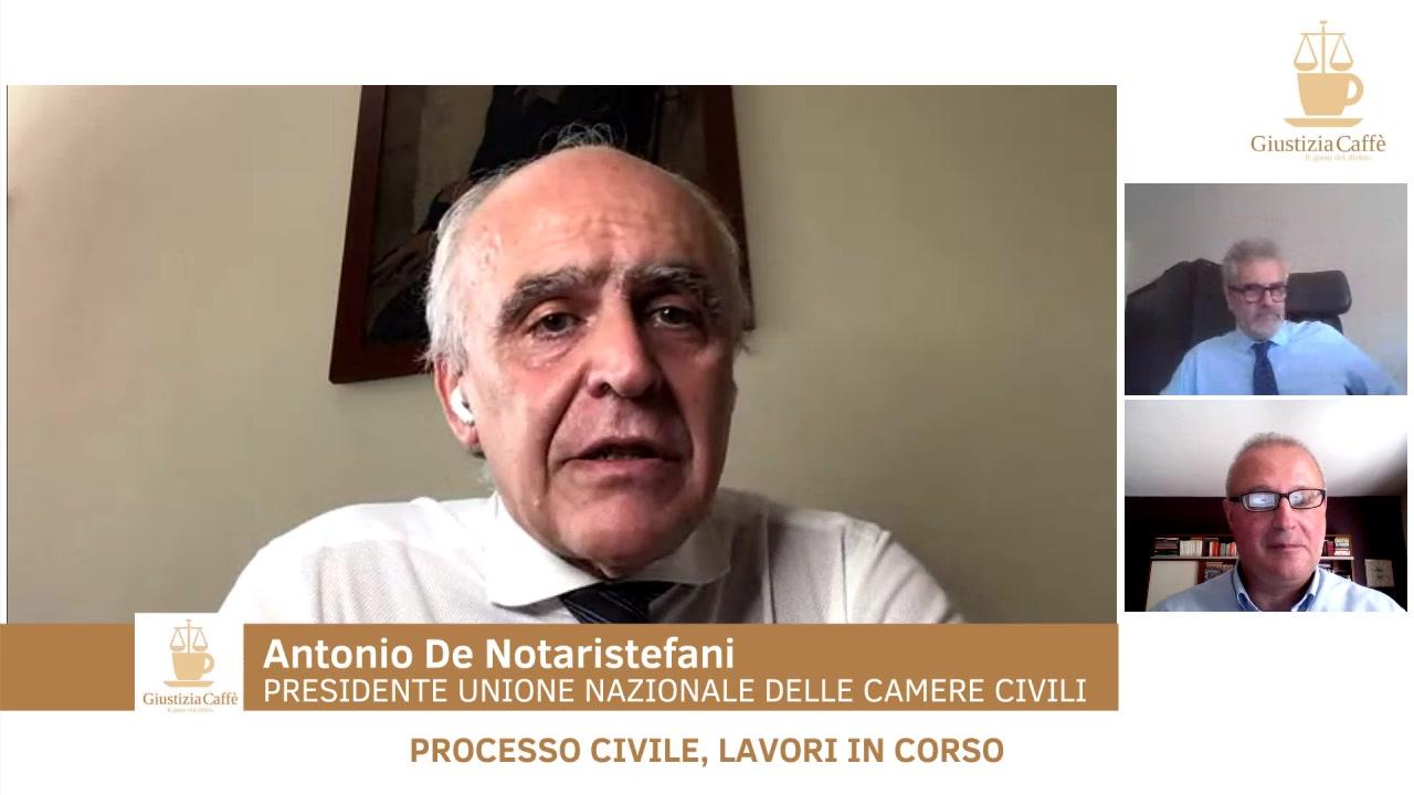 Processo civile, lavori in corso