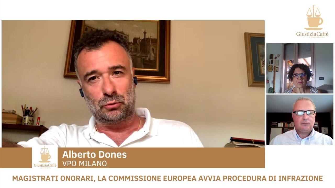 Magistrati onorari, la Commissione europea avvia procedura di infrazione