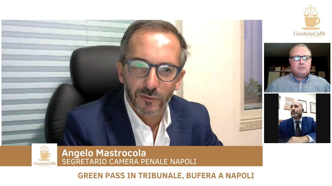 Green pass in tribunale e polemiche a Napoli
